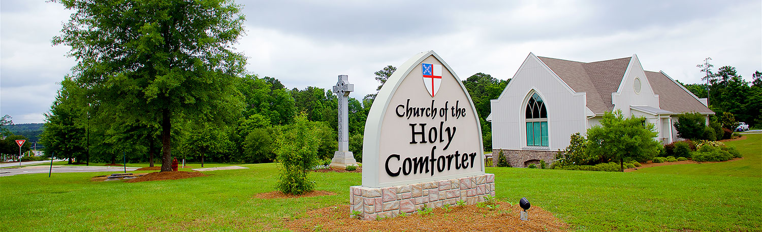 Header Image - Giving Page | Church of the Holy Comforter