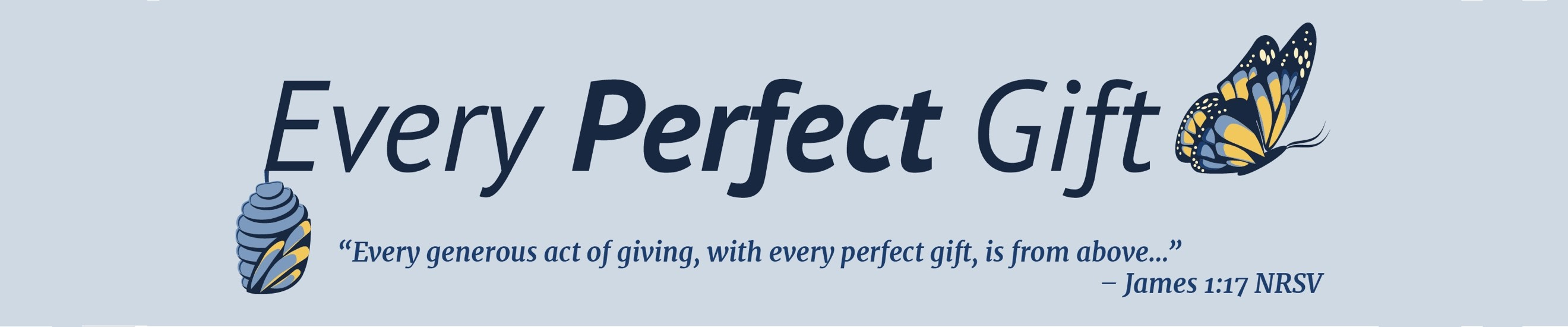 Every Perfect Gift Logo3 | Church of the Holy Comforter